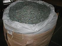 ペットボトルの破砕リサイクル設備(廃棄物再生事業者取得済)